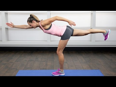 Quick Butt-Lifting Workout | Class FitSugar