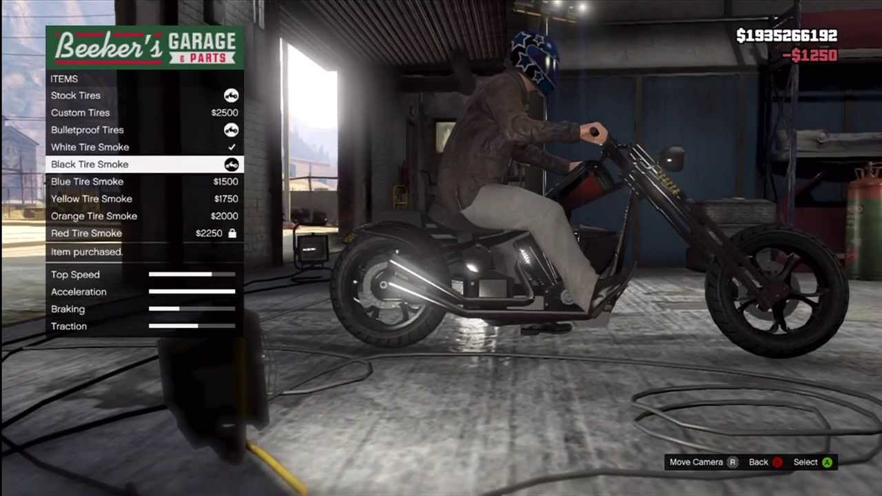 Chopper Bikes In Gta 5 GTA FULLY CUSTOMIZED LCC