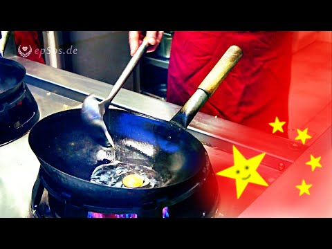 Chinese Wok Kitchen for 2 Cooks.