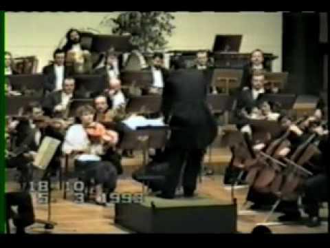 Tchaikovsky Romeo And Juliet (1)  Michael Bartos, Conductor
