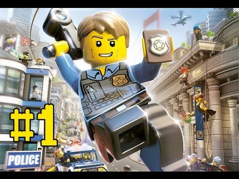 Pause Plays: Lego City Undercover - E01 - Debriefing