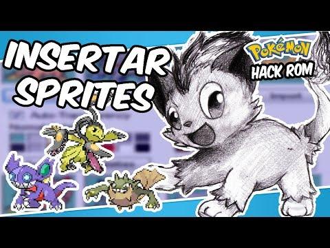 Crear e insertar un sprite en un juego Pokémon (Hack rom)