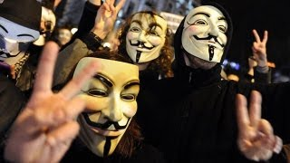 Anonymous Members Arrested - FBI Fear Mongering?