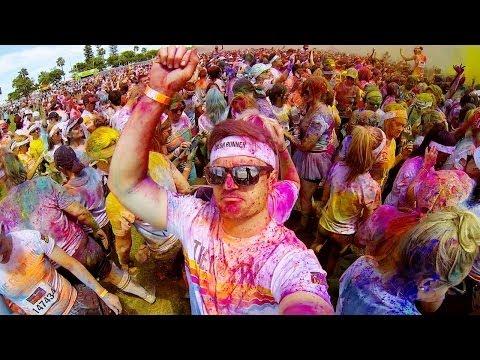 The Color Run POV