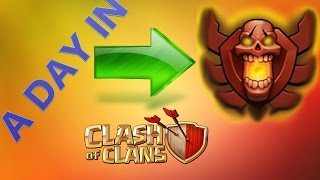 Clash of Clans - A Clashers Day In Champions League