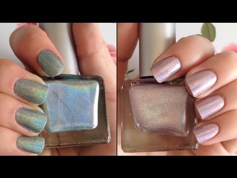 holographic nail polish urban outfitters