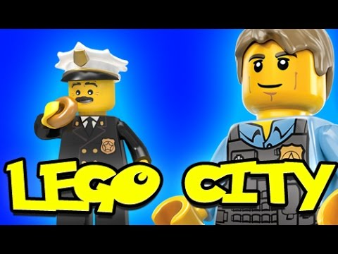 Gmod LEGO CITY Roleplay Map! (Garry's Mod)