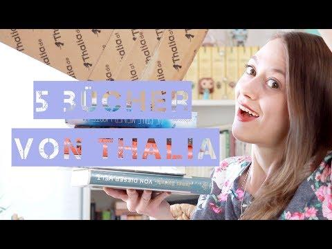 Thalia schenkt mir 5 Bücher?! Osteraktion mit Belohnung