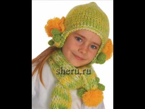 Схемы вязания для детей.