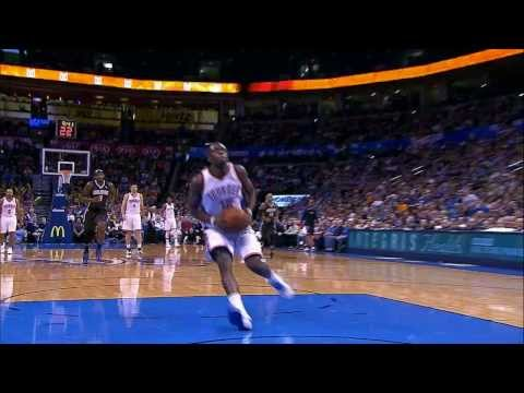 Oklahoma City Thunder Top 10 Plays of the 2013 Season
