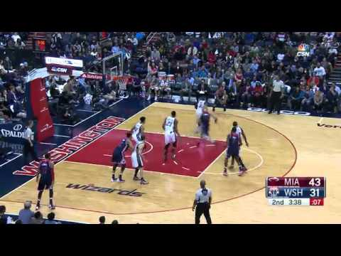 Miami Heat Vs Washington Wizards January 3, 2016 ABS-CBN Sports+Action