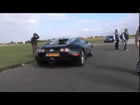 Gara Ne Mes  Bugatti Veyron Vs Bmw M3 video