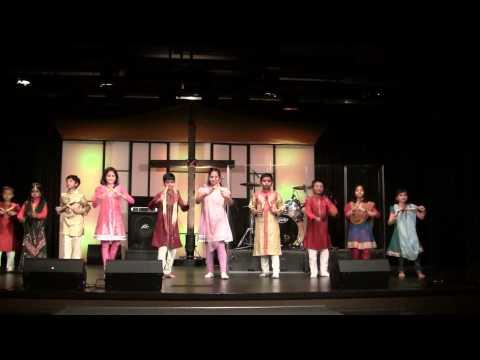 Yesu Tujhe Pyaar Karta - Icf - Children Dance video
