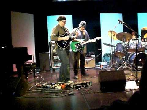 Chris Poland&Mike Keneally: Live at Alva's 1/17/10