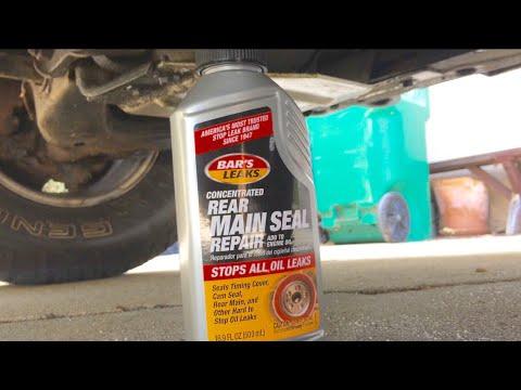 Gasket Sealing Oil Additive Test