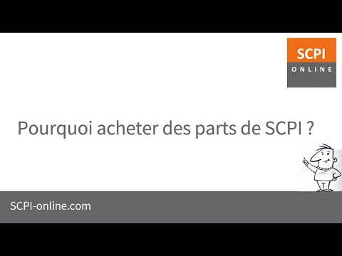 SCPI : un exemple d'investissement en parts de SCPI à crédit