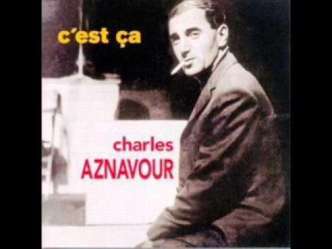 Charles Aznavour - Je Hais Les Dimanches