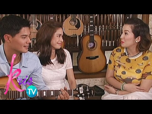 Kris TV: Daniel sings 'Collide'