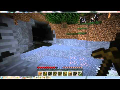 Minecraft 光影模組實況生存 第1章 探索環境