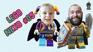 Прохождение игры LEGO NEXO KNIGHTS |топ  Лего игры для развития детей Видео для детей Baby Go! show