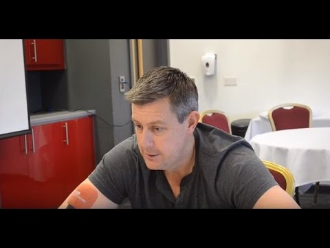 In depth interview with Ashley Giles