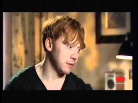 Larry King special with Rupert Grint Part 1