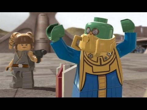 LEGO Star Wars III: The Clone Wars Walkthrough - Part 19 - Liberty on Ryloth