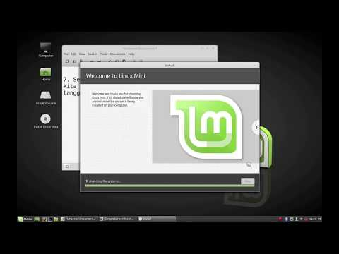 Step by Step to Install Linux Mint 18