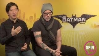 Dan Lin & Chris McKay (The LEGO Batman Movie)