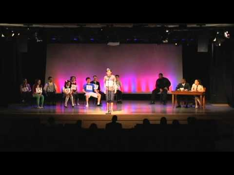 Spelling Bee - PPAS Gala Performance - April 30 2012