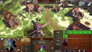 Прохождение Age of Empires 3. Часть 3