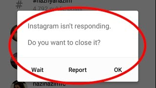 Fix Instagram isn