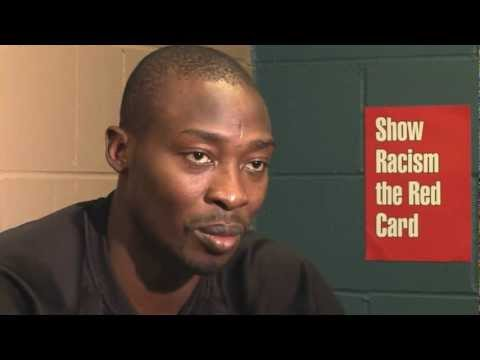 Shola Ameobi & Sol Campbell - Show Racism the Red Card