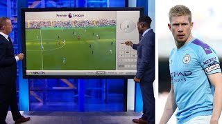How Kevin De Bruyne makes Man City tick | Premier League Tactics Session | NBC Sports