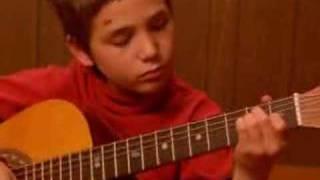 Watch Cake The Guitar Man video