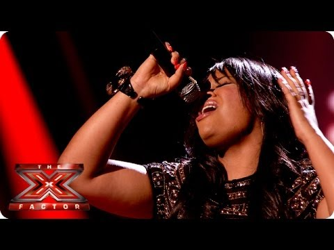 Lorna Simpson sings There You'll Be by Faith Hill - Live Week 1 - The X Factor 2013