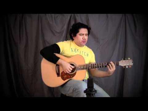 Doyle Dykes - The Road Back Home - cover by Iker Cedeno