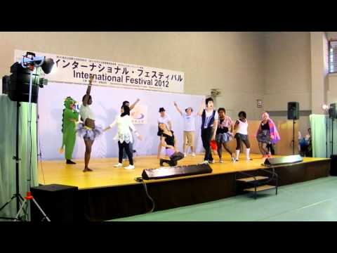 Diversity Group Dance At Iuj Open Day 2012 video