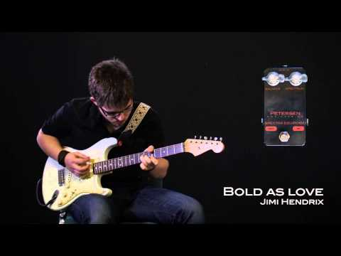 Petersen Engineering - Spectra Equipoise (Bold As Love - Jimi Hendrix)
