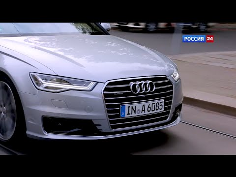 Audi A6 facelift 2015 / АвтоВести