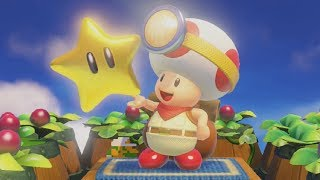 Captain Toad: Treasure Tracker - Episode 1 (Complete 100%)