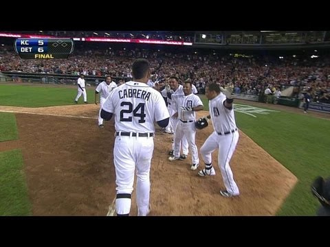 Miggy's homer gives Tigers walk-off win