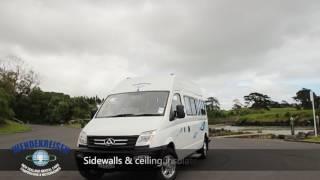 Wendekreisen Koru Star 2ST Premium 2 Berth Campervan Rental With Shower and Toilet
