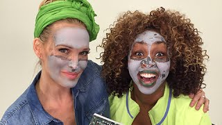 Beauty Secrets with Molly Sims and Glozell