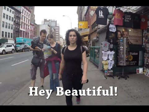Discussion About '10 Hours Of Walking In NYC As A Woman' Viral Video