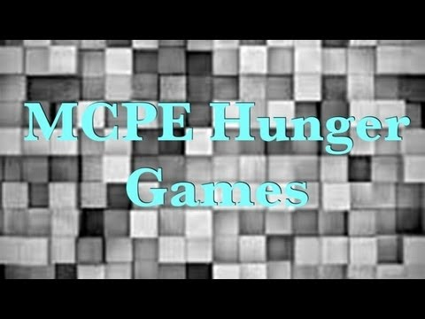 MCPE Hunger Games Map Review and I.P Addess