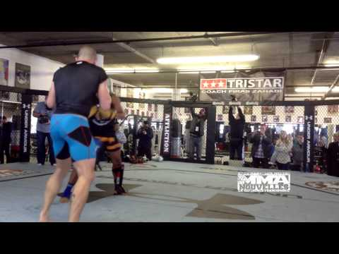 GSP UFC 167 training october 28th Image 1