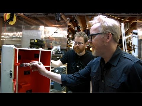 One Day Builds: Adam Savage Demonstrates Weathering Tricks