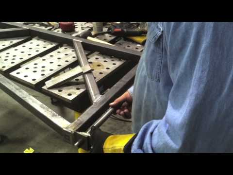 Mig Welding - Here comes the Boom part2