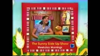 PBS Kids Sprout: The Sunny Side Up Show tune in